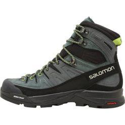Buty trekkingowe męskie: Salomon X ALP HIGH LTR GTX Buty trekkingowe urban chic/balsam green/lime green