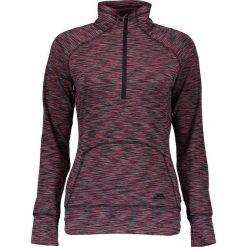"""Sweter """"Moxie"""" w kolorze jagodowo-szarym. Czerwone swetry klasyczne damskie Trespass, xxs. W wyprzedaży za 130,95 zł."""