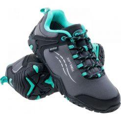 Buty trekkingowe damskie: ELBRUS Buty damskie Sabby WP Dark Grey/Black/Tourquise r. 40