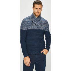 Medicine - Sweter Scottish Modernity. Szare swetry klasyczne męskie marki MEDICINE, l, z bawełny. Za 169,90 zł.