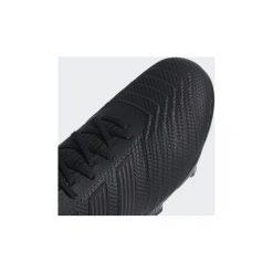 Trampki Dziecko  adidas  Buty Predator 18.1 FG. Czarne trampki chłopięce marki Adidas, z materiału. Za 279,30 zł.