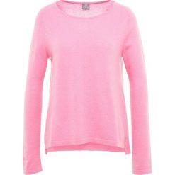 FTC Cashmere Sweter bubblegum. Czerwone swetry klasyczne damskie FTC Cashmere, m, z kaszmiru. Za 1049,00 zł.