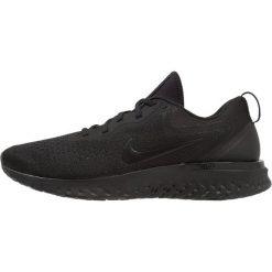 Nike Performance ODYSSEY REACT Obuwie do biegania treningowe black. Czarne buty do biegania męskie marki Nike Performance, z materiału. Za 549,00 zł.