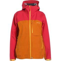 Kurtki sportowe damskie: PYUA BREAKOUT 2.0 Kurtka snowboardowa jazzy pink/fox orange