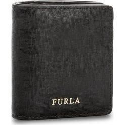 Mały Portfel Damski FURLA - Babylon 870999 P PR74 B30 Onyx. Czarne portfele damskie Furla, ze skóry. Za 405,00 zł.