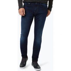 G-Star - Jeansy męskie – Revend, niebieski. Niebieskie jeansy męskie regular G-Star. Za 279,95 zł.