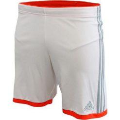 Spodenki i szorty męskie: Adidas Spodenki Volzo15 biało-czerwone r. XS (S08940)