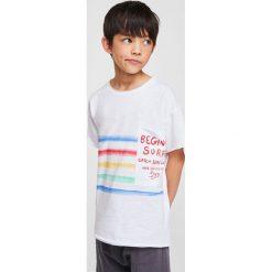 Odzież dziecięca: Mango Kids – T-shirt dziecięcy Catch 110-164 cm