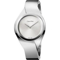 Biżuteria i zegarki damskie: RABAT ZEGAREK CALVIN KLEIN Senses Medium