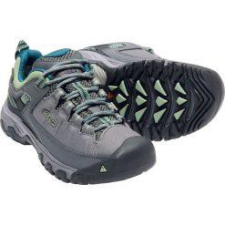 Buty trekkingowe damskie: Keen Buty trekkingowe damskie TARGHEE EXP WP kolor szaro-niebieski r. 39 (TARGHEXPWP-WN-SGBA)