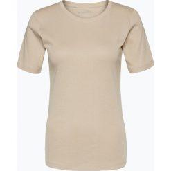 Brookshire - T-shirt damski, beżowy. Czarne t-shirty damskie marki brookshire, m, w paski, z dżerseju. Za 49,95 zł.