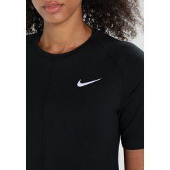 Nike Performance Tshirt basic black/reflective silver. Czarne t-shirty damskie Nike Performance, xl, z elastanu. W wyprzedaży za 143,20 zł.