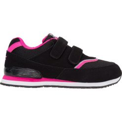 Buty sportowe dziewczęce: Buty sportowe dla małych dziewczynek JOBDS100 - czarny