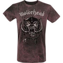 Motörhead Everything Louder T-Shirt szary/czerwony. Niebieskie t-shirty męskie marki Reserved, l, z okrągłym kołnierzem. Za 121,90 zł.