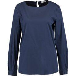 Odzież damska: van Laack LUBA Bluzka dunkelblau