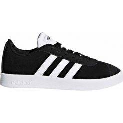 Buciki niemowlęce: Adidas Buty dziecięce VL Court 2.0 K czarne r. 36 2/3 (DB1827)
