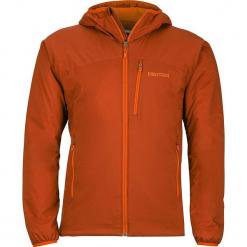 """Kurtka funkcyjna """"Novus"""" w kolorze pomarańczowym. Brązowe kurtki męskie marki Marmot, m, z materiału. W wyprzedaży za 477,95 zł."""