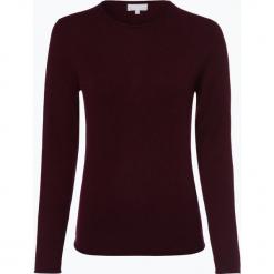 Marie Lund - Sweter damski z czystego kaszmiru, czerwony. Czerwone swetry klasyczne damskie Marie Lund, xxl, z kaszmiru. Za 449,95 zł.