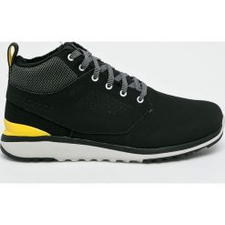 Salomon - Buty Utility Freeze Cs Wp. Szare buty trekkingowe męskie marki Salomon, z gore-texu, na sznurówki, outdoorowe, gore-tex. Za 599,90 zł.
