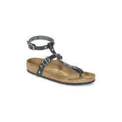 Sandały Birkenstock  MARILLIA NIETEN. Czarne sandały trekkingowe damskie marki Birkenstock. Za 631,20 zł.