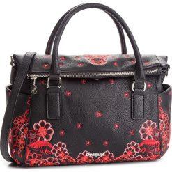 Torebka DESIGUAL - 18WAXPCC 2000. Czarne torebki klasyczne damskie Desigual, ze skóry ekologicznej. W wyprzedaży za 239,00 zł.