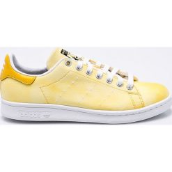 Buty skate męskie: adidas Originals - Buty Pharrell Williams Hu Holi Stan Smith