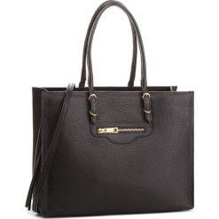 Torebka CREOLE - K10534  Czarny. Czarne torebki klasyczne damskie Creole, ze skóry. W wyprzedaży za 239,00 zł.
