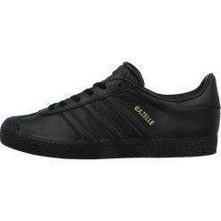 Buciki niemowlęce: Adidas Buty juniorskie Gazelle J BY9146  czarne r. 38 2/3