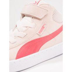 Puma 1948 MID Tenisówki i Trampki wysokie pearl/paradise pink. Czerwone trampki dziewczęce Puma, z materiału. Za 209,00 zł.