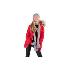 Kurtka dziewczęca zimowa. Szare kurtki dziewczęce zimowe marki TXM. Za 64,99 zł.