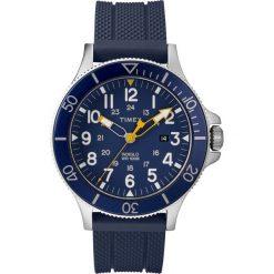 Timex - Zegarek TW2R60700. Czarne zegarki męskie marki Fossil, szklane. Za 429,90 zł.