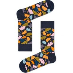 Happy Socks - Skarpety Ginkgo. Szare skarpetki męskie Happy Socks. Za 39,90 zł.