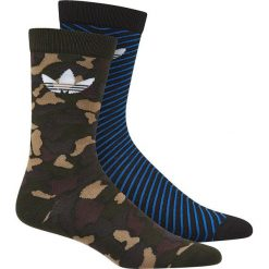 Bielizna męska: Adidas Skarpety męskie Thin Crew Sock multikolor r. 39 - 42 (BK5818)