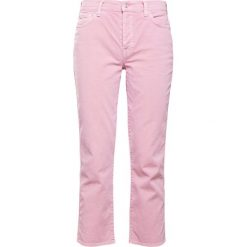 Boyfriendy damskie: 7 for all mankind EDIE Jeansy Slim Fit ice dye pink