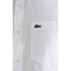 Lacoste LIVE Koszula blanc. Białe koszule męskie Lacoste LIVE, xs, z bawełny. Za 369,00 zł.