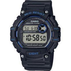 Zegarek Casio Męski TRT-110H-2AVEF Mud Resist Vibra Alarm. Czarne zegarki męskie CASIO. Za 260,99 zł.