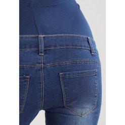 DP Maternity Jeansy Slim Fit blue. Niebieskie jeansy damskie DP Maternity. Za 149,00 zł.