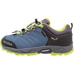 Buty sportowe dziewczęce: Salewa MTN TRAINER WP Obuwie do biegania Szlak dark denim/cactus