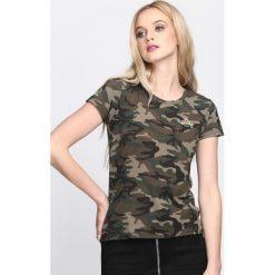 T-shirty damskie: Moro T-shirt Army Girl