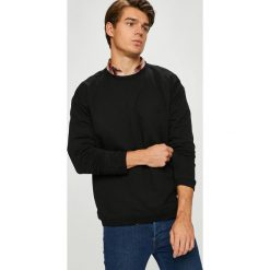 Lee - Bluza. Czarne bluzy męskie rozpinane Lee, l, z bawełny, bez kaptura. Za 239,90 zł.