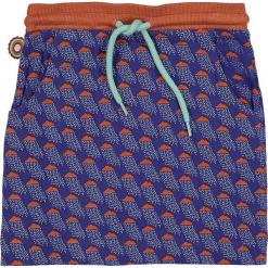 """Spódnica """"Sunshine Over Showers"""" w kolorze niebieskim. Niebieskie spódniczki dziewczęce marki 4FunkyFlavours Kids, mini. W wyprzedaży za 82,95 zł."""