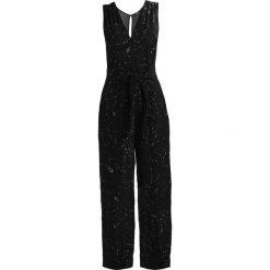 Desigual MONO DONNA Kombinezon black. Niebieskie kombinezony damskie marki JUST FEMALE, xs, z materiału. W wyprzedaży za 356,85 zł.
