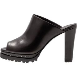 Chodaki damskie: AllSaints LUCIA Klapki black