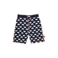 Odzież chłopięca: LÄSSIG Boys Splash & Fun Spodenki kąpielowe blue-white