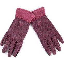 Rękawiczki Damskie adidas - Clmwm Flc Gl BP5465 S Rednit/Mysrub/Mysrub. Fioletowe rękawiczki damskie Adidas, z materiału. Za 99,00 zł.