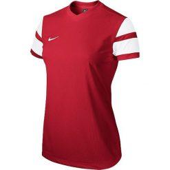 Bluzki damskie: Nike Koszulka damska SS W's Trophy II Jersey czerwony r. L (588505 617)