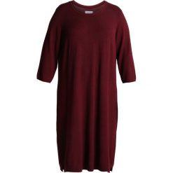 Sukienki dzianinowe: Zizzi OCARRIE DRESS Sukienka dzianinowa port royal