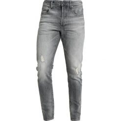 GStar 3301 SLIM Jeansy Slim Fit medium aged antic. Szare jeansy męskie relaxed fit G-Star. Za 659,00 zł.