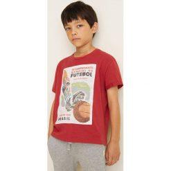 Odzież chłopięca: Mango Kids – T-shirt dziecięcy Fifa 104-164 cm