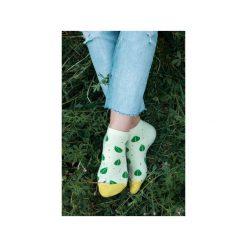 Skarpetki damskie: BananaSocks – stopki GREENERY